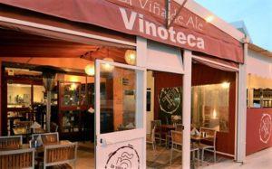 Restaurant la Viña de Ale, Torremolinos