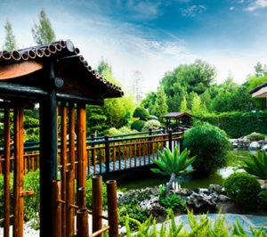 Botanical Garden/Japanese Garden in Torremolinos