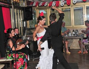 Tipi Tapa Restaurant with Flamenco Show, Fuengirola