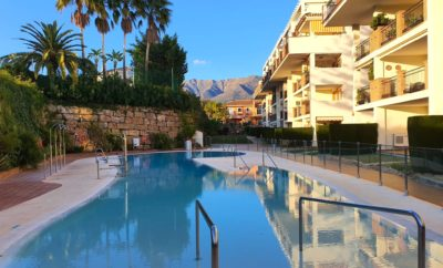 Penthouse-Apartment in Mijas Golf!