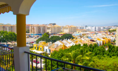 Spacious apartment in the centre of Fuengirola