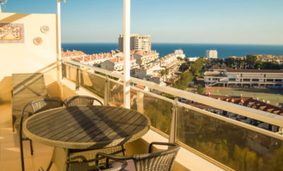 Penthouse with Sea View, Benalmádena Costa
