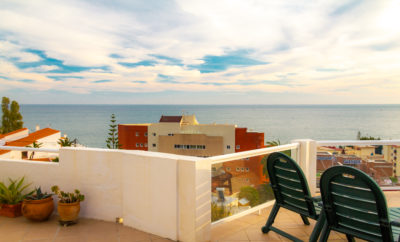 Spectacular villa with stunning views in Torreblanca, Fuengirola