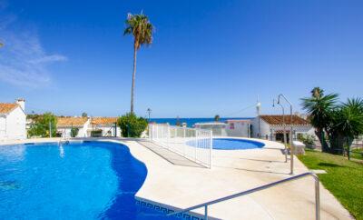 Lovely Villa with Garden & Ocean View in la Cala!