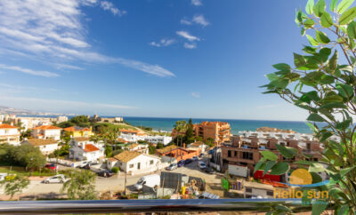 Modern Apartment with Amazing Views in Fuengirola