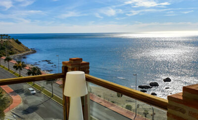 Seafront Penthouse with Stunning views in Carvajal, Benalmádena Costa!