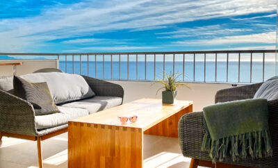 Magnificent First Sea Line Apartment in Fuengirola!