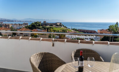 Apartment With Panoramic Views in Fuengirola